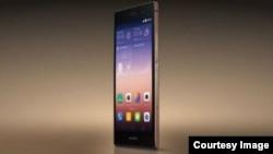 Huawei şirkətinin mobil telefonu