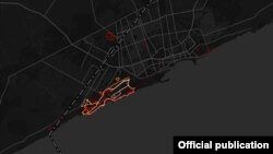 Strava map for runners made public secret military bases