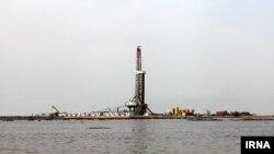 Sondă petrolieră iraniană, aprilie 2019