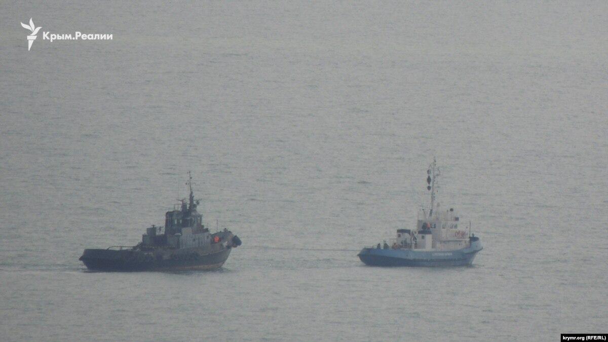 Возвращение украинских кораблей нельзя считать уступкой России накануне встречи в Париже – американские эксперты