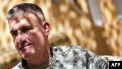 Глава Африканского командования США генерал Дэвид Родригес.