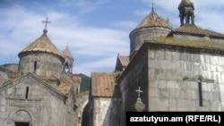 Armenia - Part of the 10-13th century Haghpat monastery in northern Lori region.