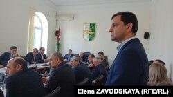 Новым главой Генеральной прокуратуры стал 38-летний Адгур Агрба