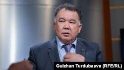 Туйгунаалы Абдраимов.