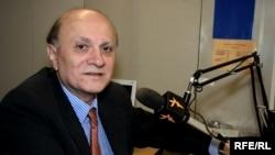 RFE Armenian Service Director Harry Tamrazian