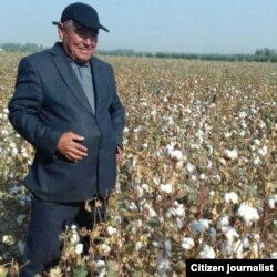 Бахром Асадуллаев был назначен директором машинно-тракторного парка 15 дней назад.