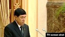 Ministrler Kabinetiniň oba hojalygy boýunça orunbasary wezipesine Berdimuhamedow Daşoguz welaýatynyň häkimi Mämmetnyýaz Nurmämmedowy belledi.
