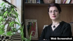 Nasrin Sotoudeh (file photo)