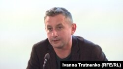 Сергій Жадан у Празі, травень 2019 рік
