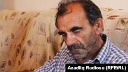 Отец журналиста Расима Алиева, Мамедали Алиев