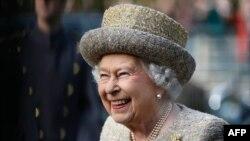 Королева Британії Єлизавета Друга