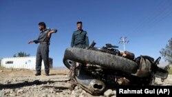 Авганистански полицајци. Архивска фотографија.