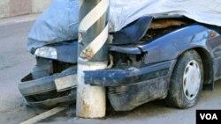 За последние шесть месяцев в результате дорожно-транспортных происшествий погибли 16 человек и получили ранения 67 граждан. Аварии случаются вследствие превышения скорости, нарушения правил обгона, маневрирования и пьянства за рулем