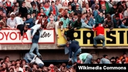 Hillsborough, 1989