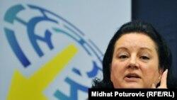 Svetlana Cenić, foto: Midhat Poturović