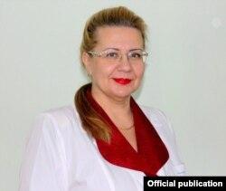 Главный врач городской больницы №2 Галина Ярош