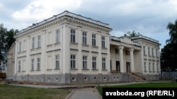Палац Друцкіх-Любецкіх у Шчучыне