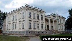 Аўтэнтычная частка палаца