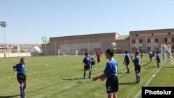 С 5 по 10 сентября в Сухуме проходит первый международный юношеский турнир по футболу на Кубок Ахрика Цвейба