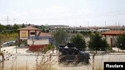 Тюрьма в окрестностях Стамбула