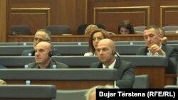 Përfaqësues të Listës Serbe në Kuvendin e Kosovës