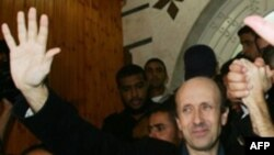 ХАМАС устроил из освобождения британца громкую пиар-акцию. Джонстон на пороге дома экс-премьера Хании