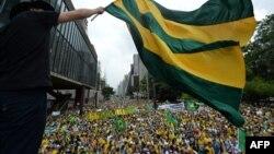 Բողոքի ակցիա Բրազիլիայում, արխիվ