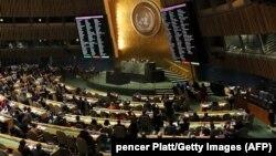 Резолюцію підтримали 65 країн