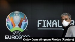 Раніше УЄФА вирішив відкласти Євро-2020 на рік