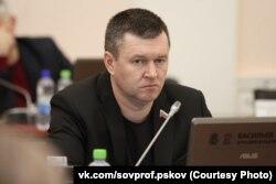 Аркадий Васильев. Фото предоставлено Псковским областным советом профсоюзов