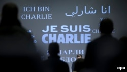 در پی حمله به نشریه شارلی ابدو که ۱۲ کشته بر جای گذاشت، گروهی از مردم در سراسر جهان در حمایت از آزادی بیان دست به راهپیمایی زدند