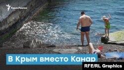 В Крым вместо Канар   Крымский вечер