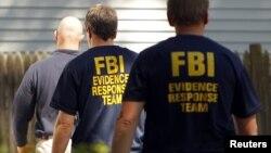 Agjentët e FBI-së, foto nga arkivi