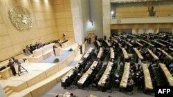 ایران عضو کامل شورای حقوق بشر محسوب نمی شود.