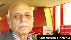 الدكتور ناظم عبد الحميد نقيب الاطباء العراقيين