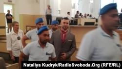 12 липня суд в італійській Павії засудив нацгвардійця Віталія Марківа до 24 років позбавлення волі за звинуваченням у причетності до загибелі італійського журналіста Андреа Роккеллі на Донбасі в 2014 році