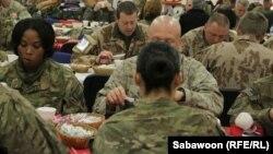 Американски војници во Авганистан.