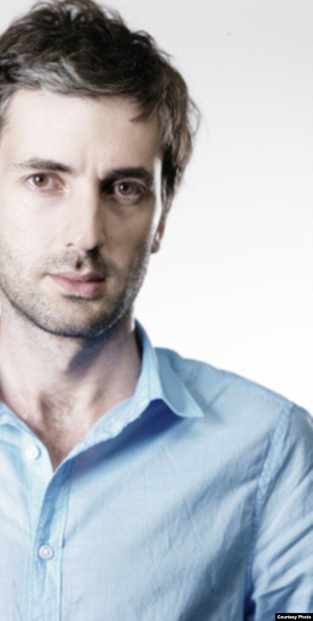 Architect Giorgi Khmaladze