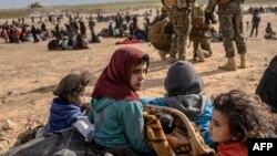 """Повечето от децата са родени между 2013 и 2017 г., когато """"Ислямска държава"""" контролираше почти една трета от Ирак."""