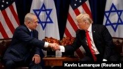 دیدار دونالد ترامپ با بنیامین نتانیاهو در نیویورک، سومین ملاقات رهبران آمریکا و اسرائیل در هشت ماه دوران روی کار آمدن دولت ترامپ است.