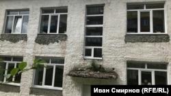 Детсад в кемеровском поселке Белогорск