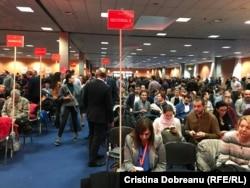 La prima Convenție Națională a PLUS au participat peste 1.800 de persoane, atât din România cât și din diaspora
