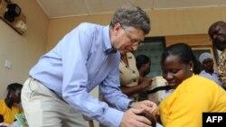 Bil Gjets veliki deo svog bogatstva utrošio na vakcinaciju dece u Africi