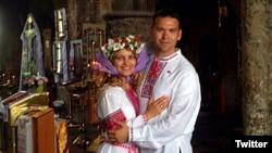 Джэк Пасобец і Таня Горбач