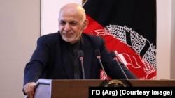 Afghan president Mohammad Ashraf Ghani (file photo)