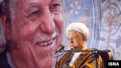 İranın keçmiş prezidenti Akbar Hashemi Rafsanjani. Foto (Arxiv)