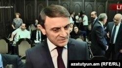 Глава Полиции Армении Валерий Осипян