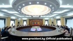 В Бишкеке 14 июня стартовал саммит ШОС.