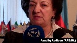 Уполномоченный по правам человека (Омбудсмен) Азербайджана Эльмира Сулейманова