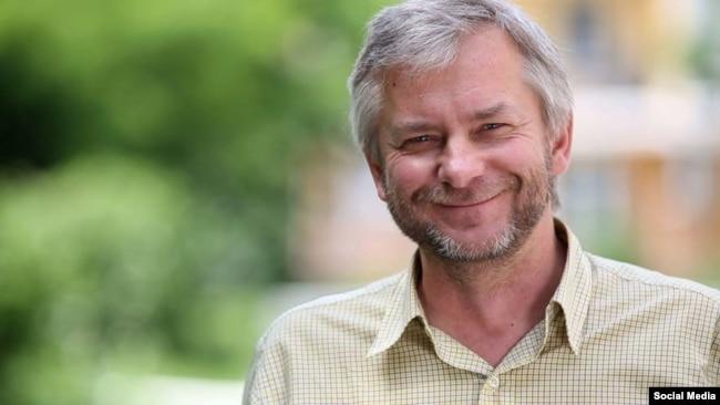 Президент «Києво-Могилянської академії» Андрій Мелешевич